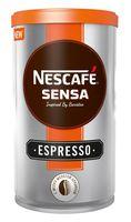 """Кофе растворимый с добавлением молотого """"Nescafe. Sensa. Espresso"""" (100 г)"""