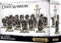 Warhammer Age of Sigmar. Slaves to Darkness. Chaos Warriors (83-06)