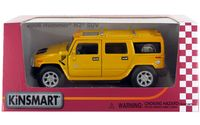 "Модель машины ""Hummer H2 SUV 2008"" (масштаб: 1/40)"