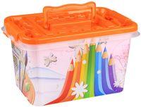 """Ящик для хранения игрушек """"Школьник"""""""