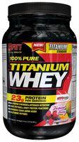 "Протеин ""100% Pure Titanium Whey"" (897 г; тропические ягоды)"