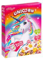 "Сухой завтрак ""Kellogg's. Unicorn. Радужные колечки"" (195 г)"