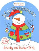 My Snowman. Activity and Sticker Book