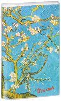 """Блокнот в линейку """"Ван Гог. Цветущие ветки миндаля"""" (А5)"""