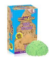 """Кинетический песок """"Motion Sand"""" (зелёный; 0,8 кг)"""