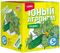 """Набор для выращивания растений """"Огурец"""""""