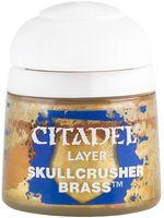 "Краска акриловая ""Citadel Layer"" (skullcrusher brass; 12 мл)"