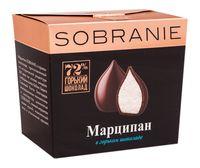 "Конфеты ""Sobranie. Марципан в горьком шоколаде"" (150 г)"