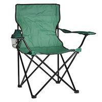 Кресло туристическое TLD042 (зелёное)