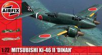 "Истребитель ""Mitsubishi KI-46-II DINAH"" (масштаб: 1/72)"
