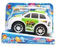 """Полицейская машина инерционная """"Friction Power. Police"""""""