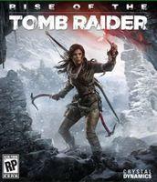 Цифровой ключ Rise of the Tomb Raider