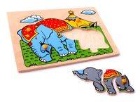 "Рамка-вкладыш ""Слоны"""