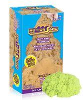 """Кинетический песок """"Motion Sand"""" (светло-зелёный; 0,8 кг)"""