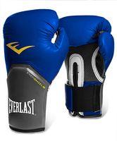 "Перчатки боксёрские ""Pro Style Elite"" (10 унций; синие; арт. 2210E)"