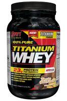 """Протеин """"100% Pure Titanium Whey"""" (897 г; бисквитное печенье)"""