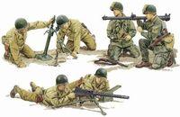 """Набор миниатюр """"U.S. Army Support Weapon Teams"""" (масштаб: 1/35)"""