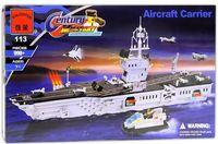 """Конструктор """"Century Military. Корабль и катер"""" (990 деталей)"""