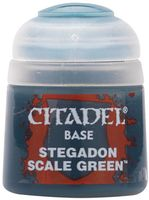 "Краска акриловая ""Citadel Base"" (stegadon scale green; 12 мл)"