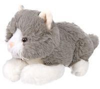 """Мягкая игрушка """"Котёнок Дымка"""" (20 см)"""
