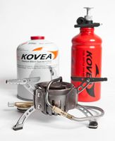 Горелка мультитопливная (газ-бензин) Kovea KB-0603 (в комплекте)