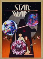 "Набор значков маленьких ""Star Wars"" (арт. 468)"