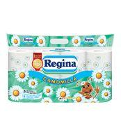 "Туалетная бумага ""Regina. Camomilla"" (8 рулонов)"