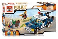 """Конструктор """"Police. Полицейская засада"""" (186 деталей)"""
