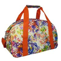 Спортивная сумка 5997 (оранжевая)
