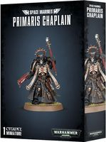 Warhammer 40.000. Space Marines. Primaris Chaplain (48-62)