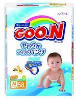 """Подгузники-трусики """"Goo.N"""" (7-12 кг; 58 шт.)"""