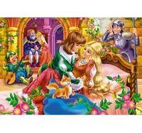 """Пазл """"Волшебный мир. Спящая красавица"""" (247 элементов)"""