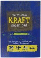 """Папка для рисования """"Kroyter"""" (А4; 20 листов; арт. 02656/376915)"""