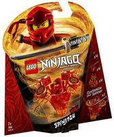 """LEGO Ninjago """"Кай: мастер Кружитцу"""""""