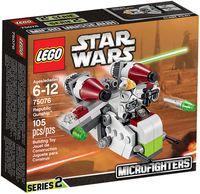 """LEGO Star Wars """"Республиканский истребитель"""""""