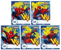 """Тетрадь в линейку """"Spider-man Classic"""" 12 листов"""