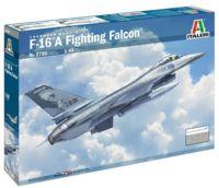 """Сборная модель """"Американский истребитель F-16A Fighting Falcon"""" (масштаб: 1/48)"""