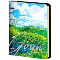 """Тетрадь со сменным блоком """"Van Gogh. Fields"""" (80 листов)"""