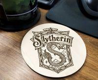 "Подставка под кружку ""Slytherin"""