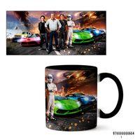 """Кружка """"Top Gear"""" (604, черная)"""