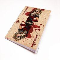 """Блокнот крафт """"Харли Квинн"""" А5 (арт. 763)"""