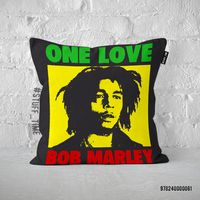 "Подушка ""Боб Марли"" (арт. 061)"