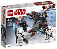 """LEGO Star Wars """"Бой пехотинцев Первого ордена"""""""