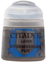 """Краска акриловая """"Citadel Layer"""" (stormvermin fur; 12 мл)"""