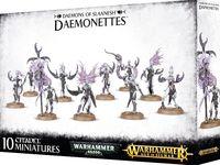 Warhammer Age of Sigmar. Daemons of Slaanesh. Daemonettes (97-09)