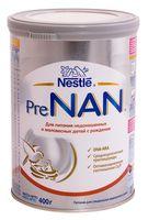 """Сухая молочная смесь PreNAN """"Для маловесных и недоношенных детей"""" (400 г)"""