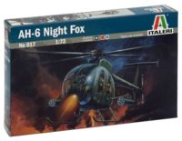 """Сборная модель """"Легкий многоцелевой вертолет AH-6 Night Fox"""" (масштаб: 1/72)"""