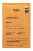 """Шоколад белый """"Mojo Cacao. Cookie"""" (20 г)"""
