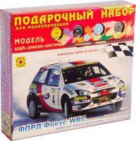 """Подарочный набор """"Автомобиль Форд Фокус WRC"""" (масштаб: 1/43)"""