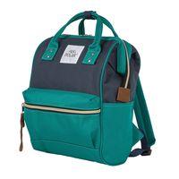 Рюкзак 17198 (13 л; синий/зелёный)